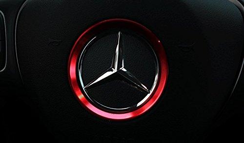 Amazon.com: JPCarbon Decorative Steering Wheel Logo Cover.