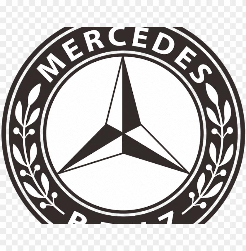 mercedes benz amg logo vector.