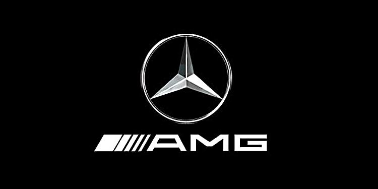 mercedes benz amg logos.