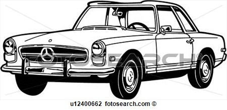 Mercedes Benz Clipart.