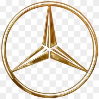 Free Mercedes Logo Png Transparent Images.