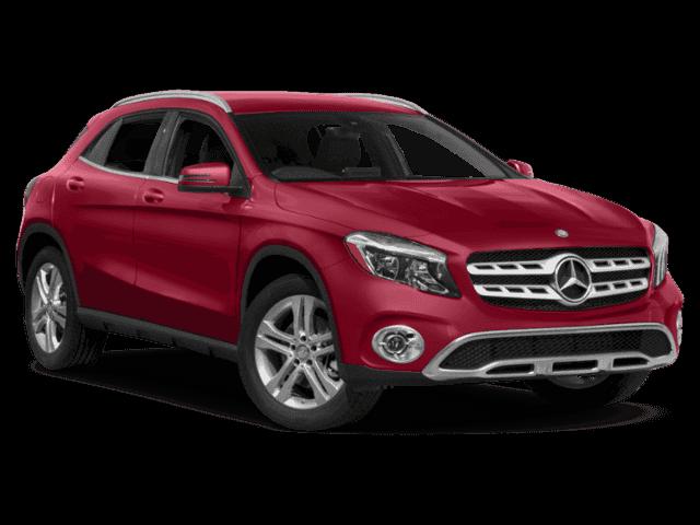 New 2019 Mercedes.