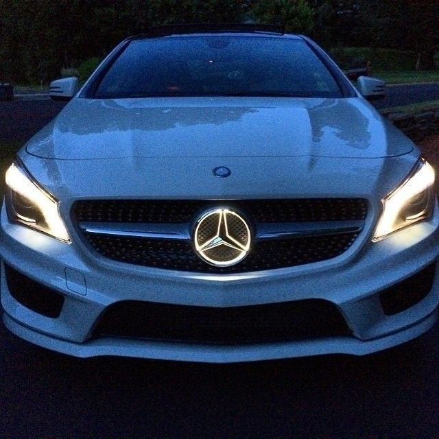 Light up the night with the CLA\'s Illuminated Star. A great.