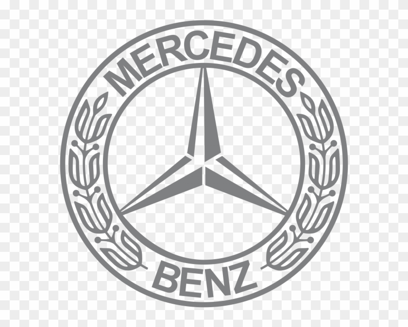 Mercedes Benz Logo.