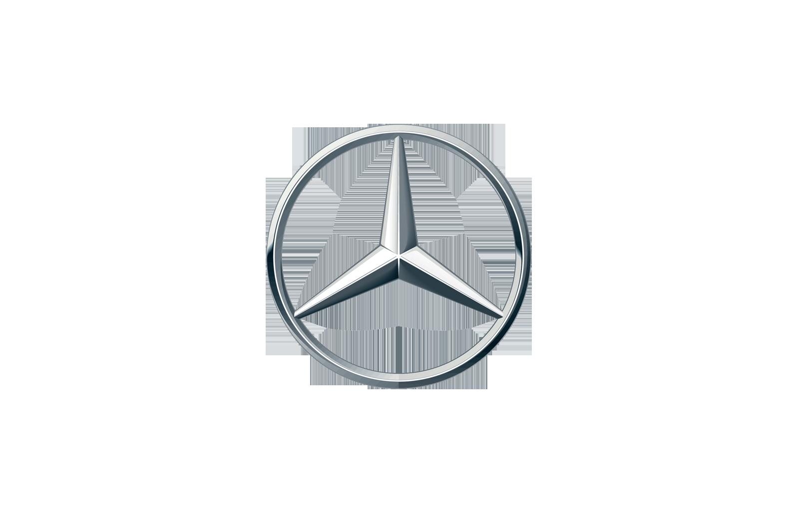 Mercedes logos PNG images free download.