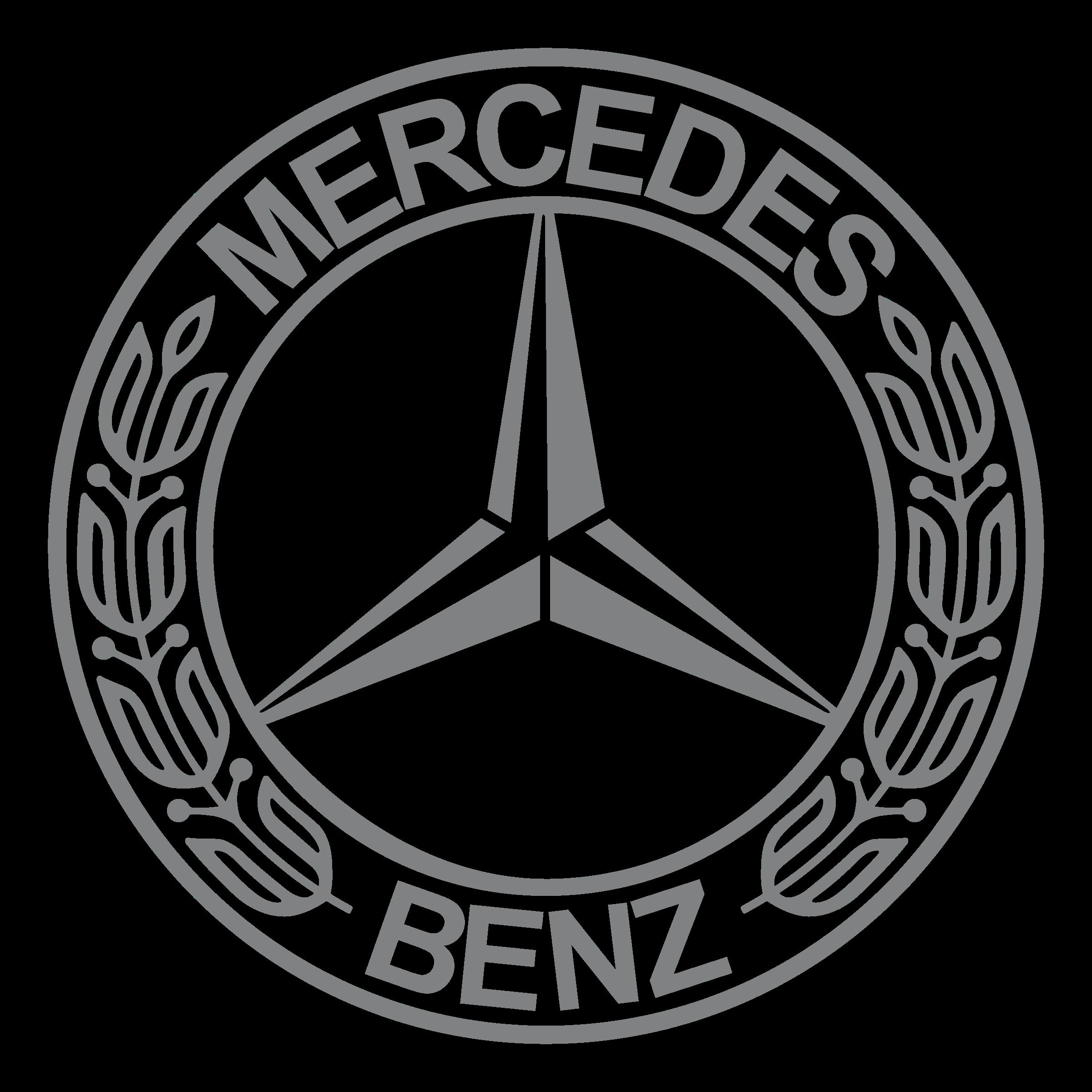 Mercedes Benz Logo PNG Transparent & SVG Vector.