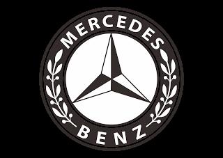 Vector logo download free: Mercedes Benz Logo Vector (design.