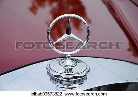 "Stock Photo of ""Mercedes star, Mercedes."