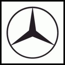 Mercedes logo clipart.