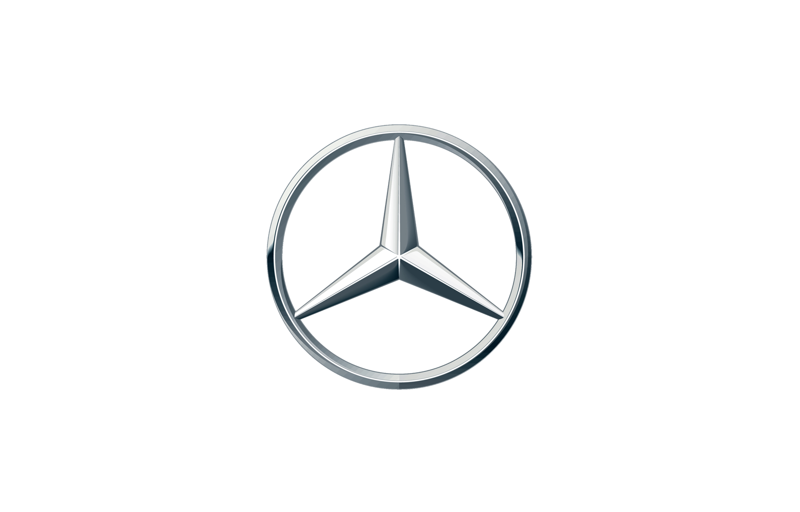Image for Mercedes Benz Logo Vector Free Download.