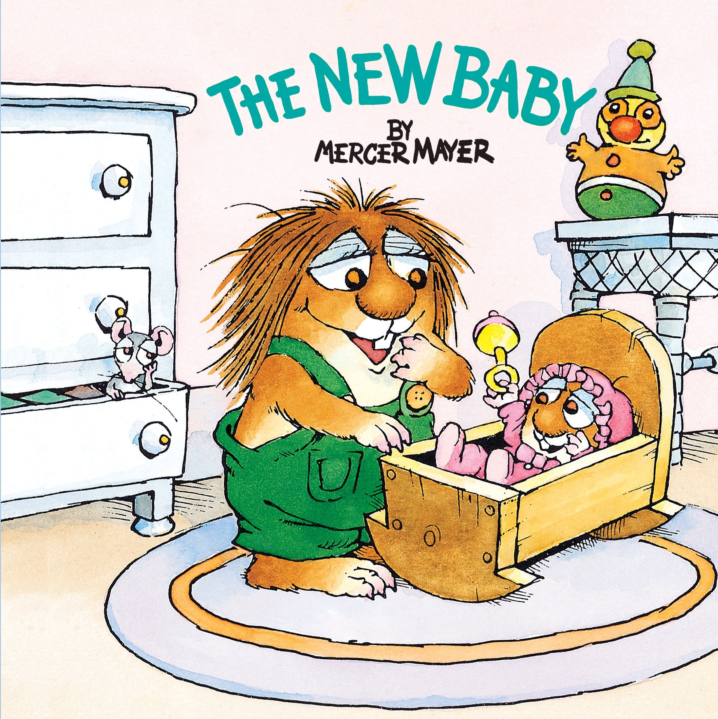 The New Baby: Mercer Mayer: 0033500119422: Amazon.com: Books.