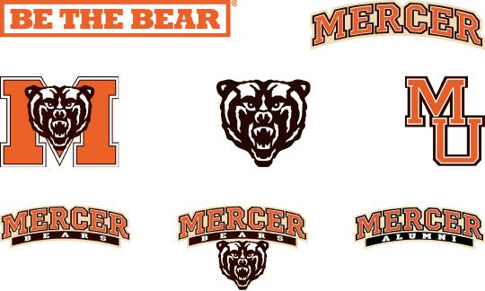 Mercer university Logos.