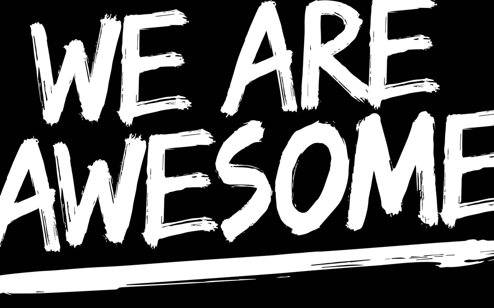 Brand New: New Logo and Identity for Awesome Merchandise by.
