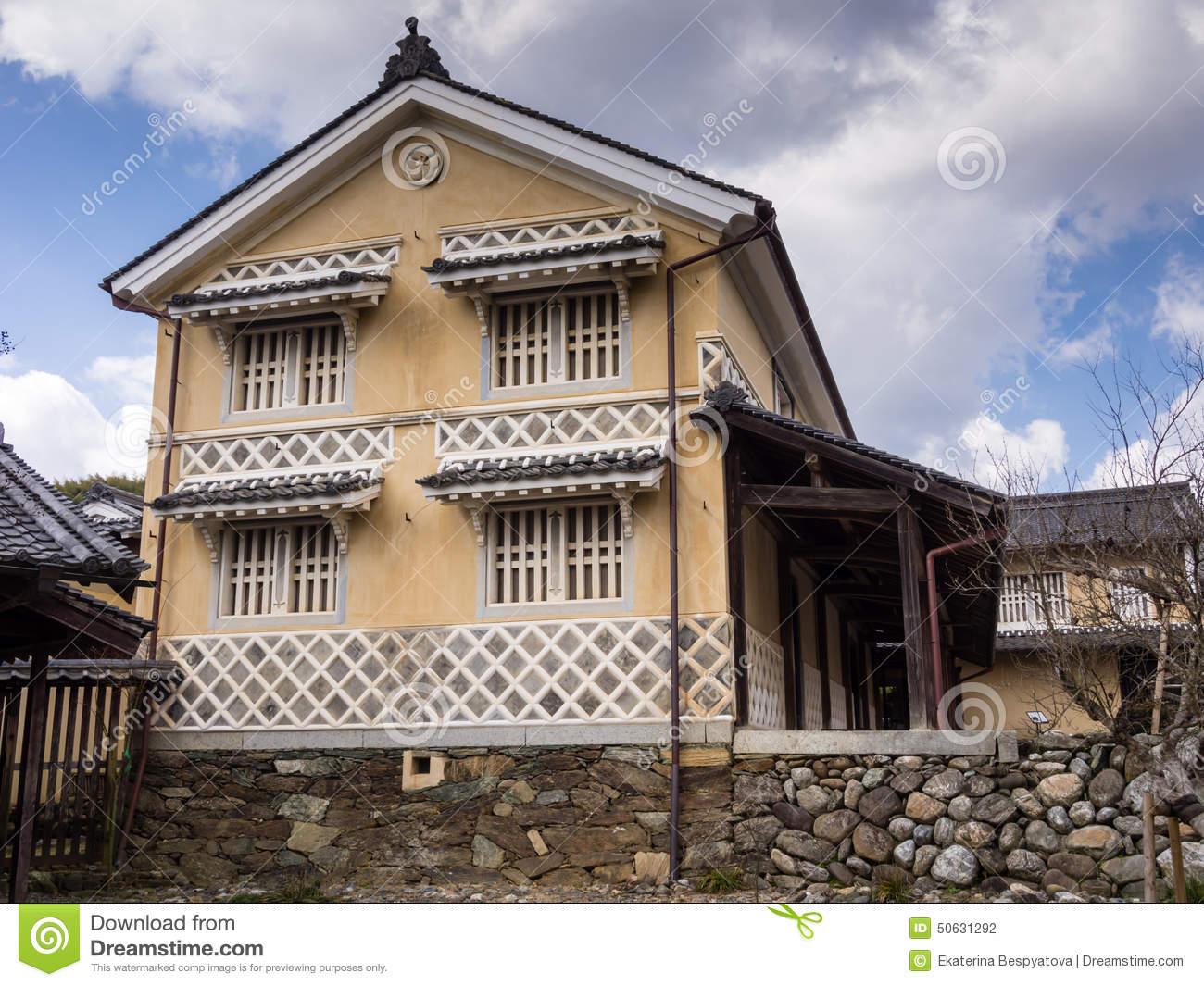 Merchant House In Mantua, Italy Stock Photo.