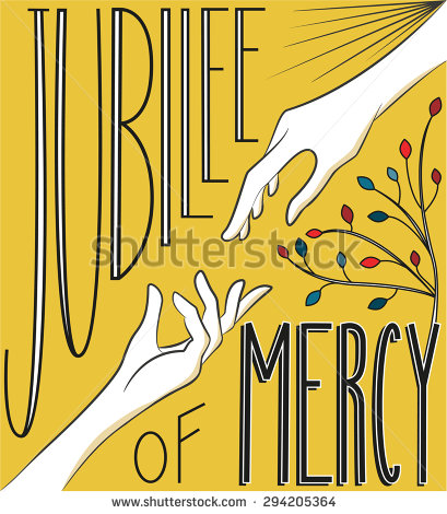 Clipart Of Year Of Mercy.