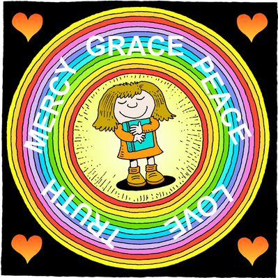 Image: Grace Mercy and Peace.