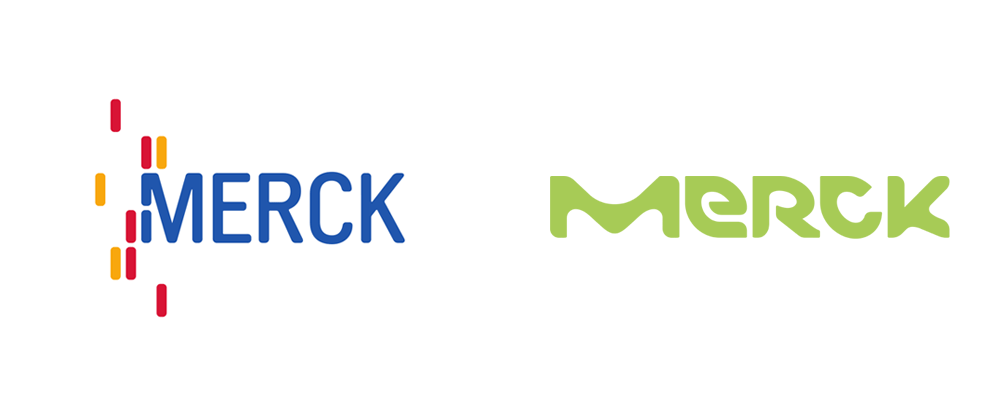 Brand New: New Logo and Identity for Merck KGaA, Darmstadt.