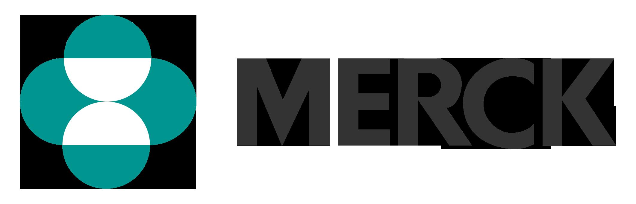 Merck Logo PNG Image.