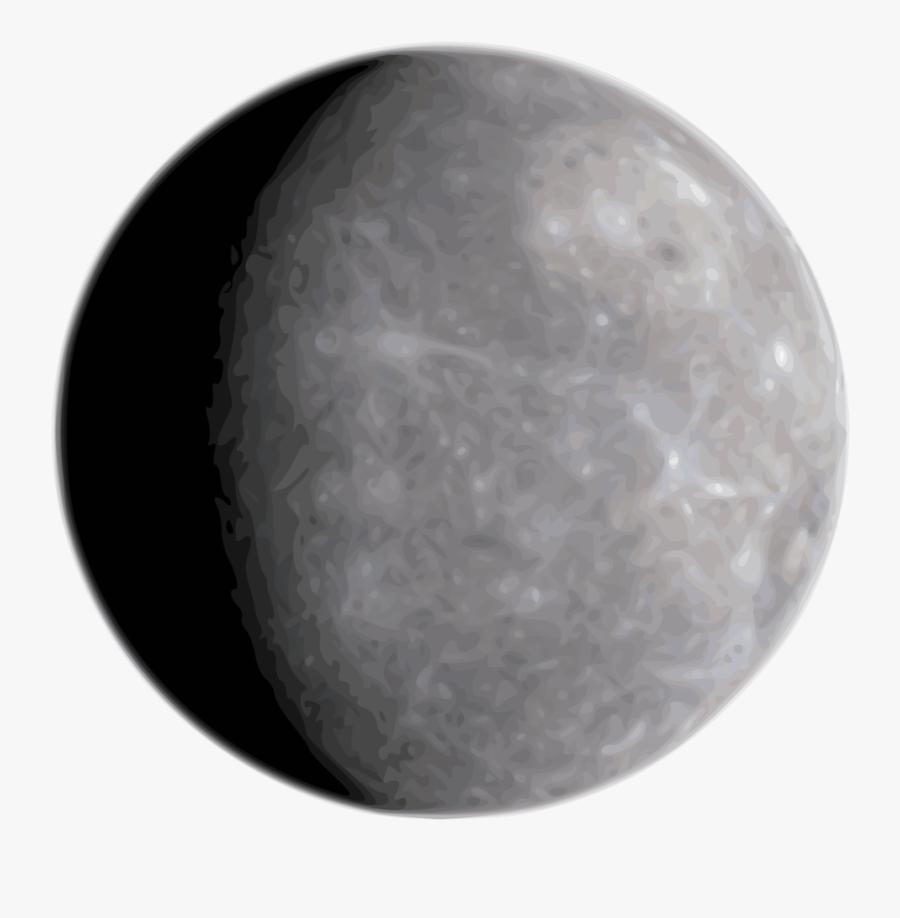 Mercurio Del Sistema Solar , Free Transparent Clipart.