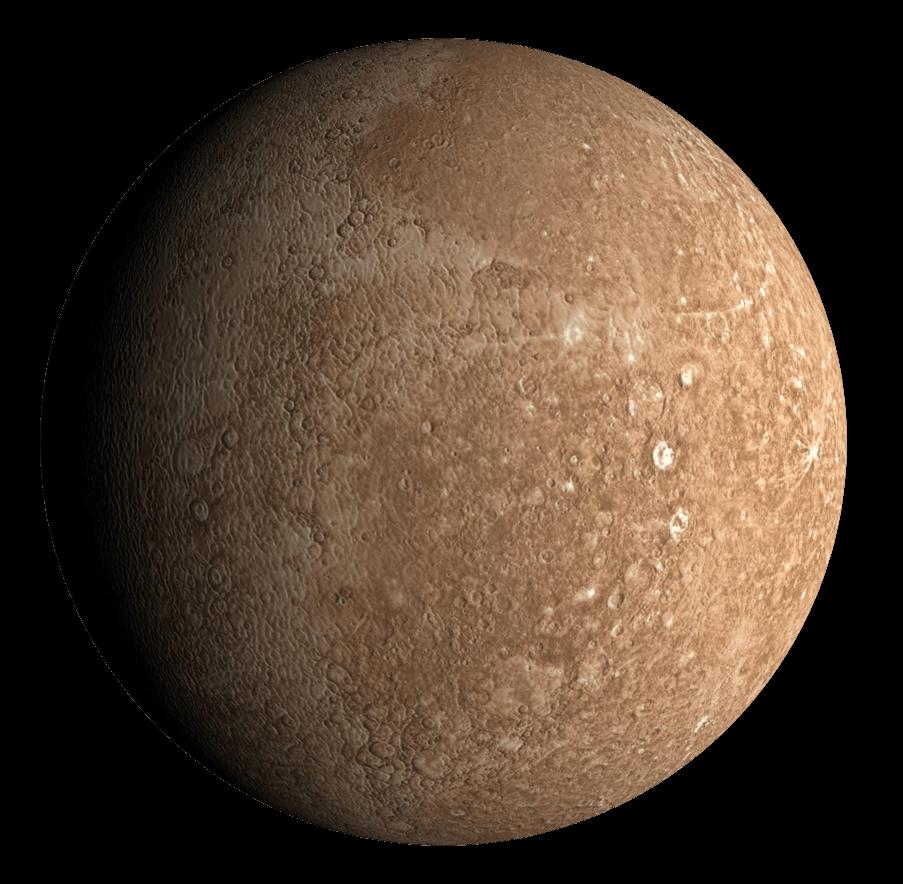 Mercurio PNG transparente.
