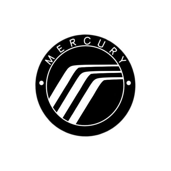 Mercury car Logos.