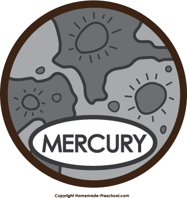 Mercury hd clipart.