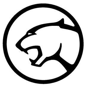 Mercury cougar Logos.