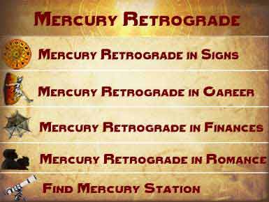 Mercury Retrograde, 2016.