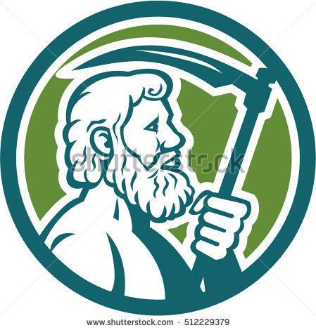 Illustration Roman God Mercury Patron God Stock Vector 148138982.