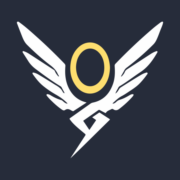 Mercy Special Logo Overwatch.