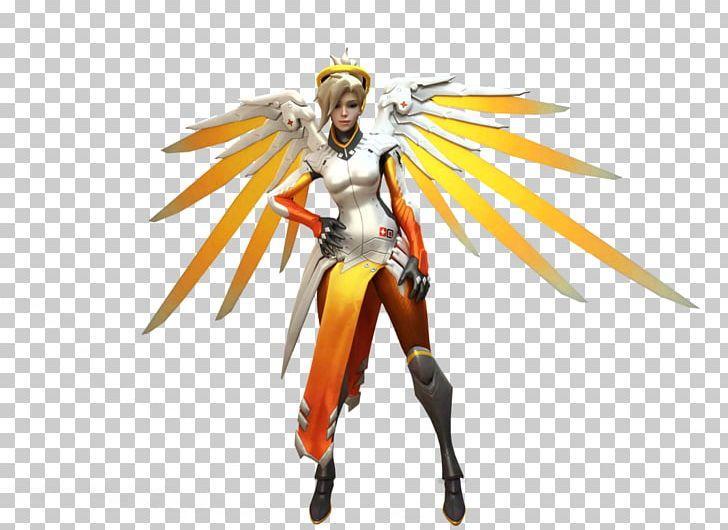 Overwatch Mercy Digital Art Fan Art PNG, Clipart, Action.