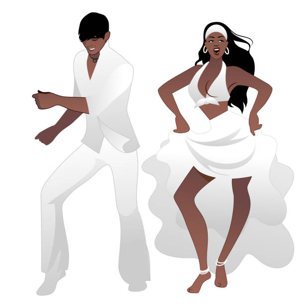 Best Merengue Dance Illustrations, Royalty.
