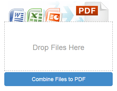 Combining Multiple Files into One PDF.