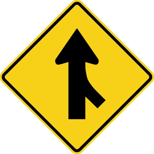 Merge Sign clip art (103576) Free SVG Download / 4 Vector.