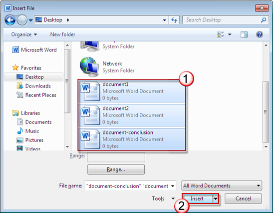 Download Free png How to merge multiple Word documents into.