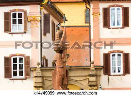 Stock Photograph of Bad Mergentheim in Germany k14749089.