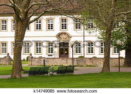 Stock Image of Bad Mergentheim in Germany k14749085.