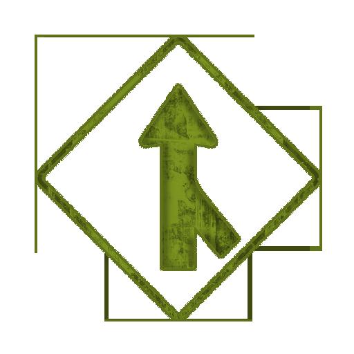 Merging Traffic Icon #092924 » Icons Etc.