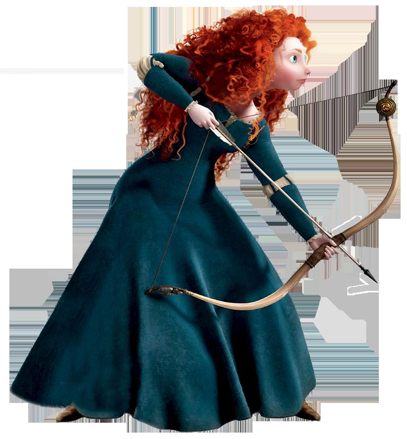 Merida Brave Clipart.