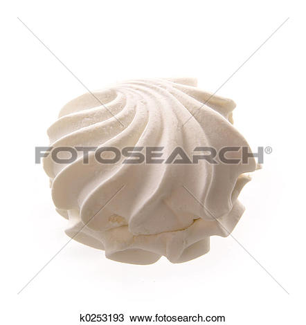 Stock Photo of of meringues k0253193.
