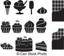 Meringues Clipart and Stock Illustrations. 408 Meringues vector.