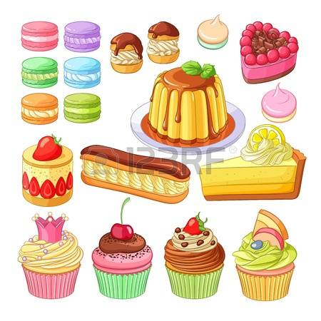107 Meringues Stock Vector Illustration And Royalty Free Meringues.