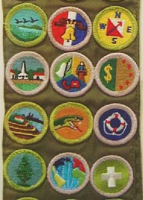 Similiar Boy Scout Merit Badges Keywords.