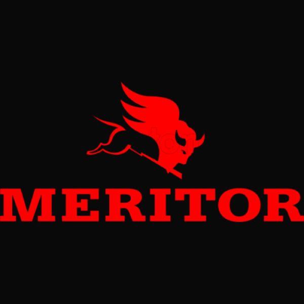 Meritor Logo Men\'s T.