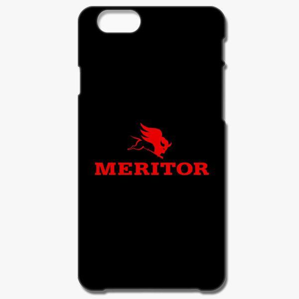 Meritor Logo iPhone 6/6S Case.