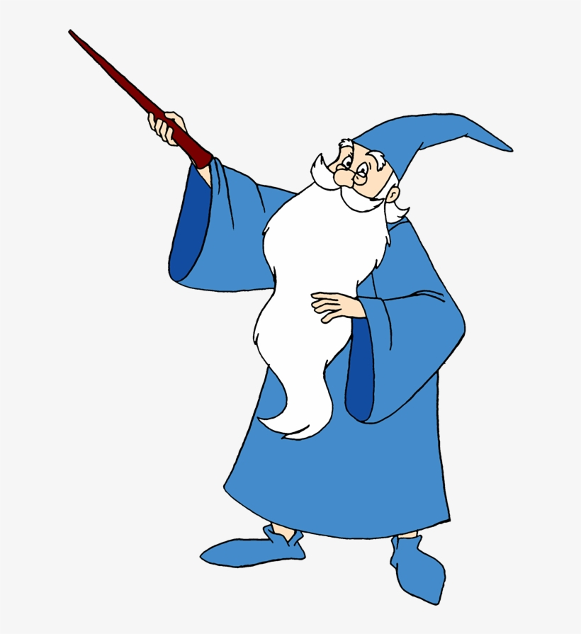 Merlin The Wizard By.
