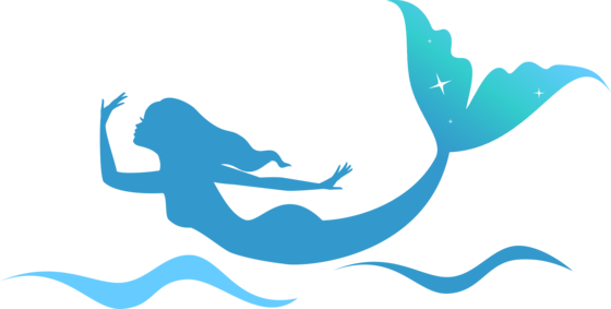 Download Free png mermaid clipart.
