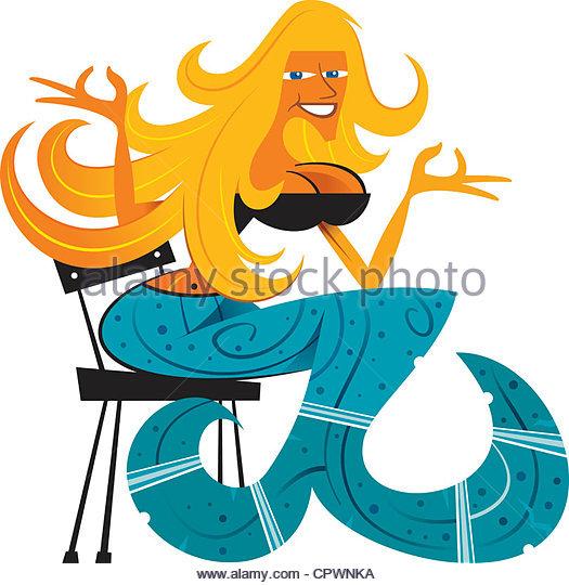 Mermaid Chair Stock Photos & Mermaid Chair Stock Images.