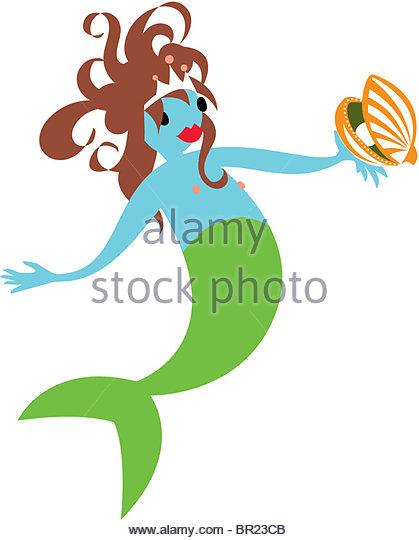 Mermaid Lady Stock Photos & Mermaid Lady Stock Images.
