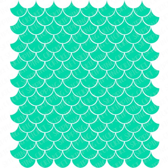 Mermaid scales svg, seamless mermaid scales cut file, mermaid scales png,  scales for decals, scales texture, cricut clipart DIGITAL DOWNLOAD.